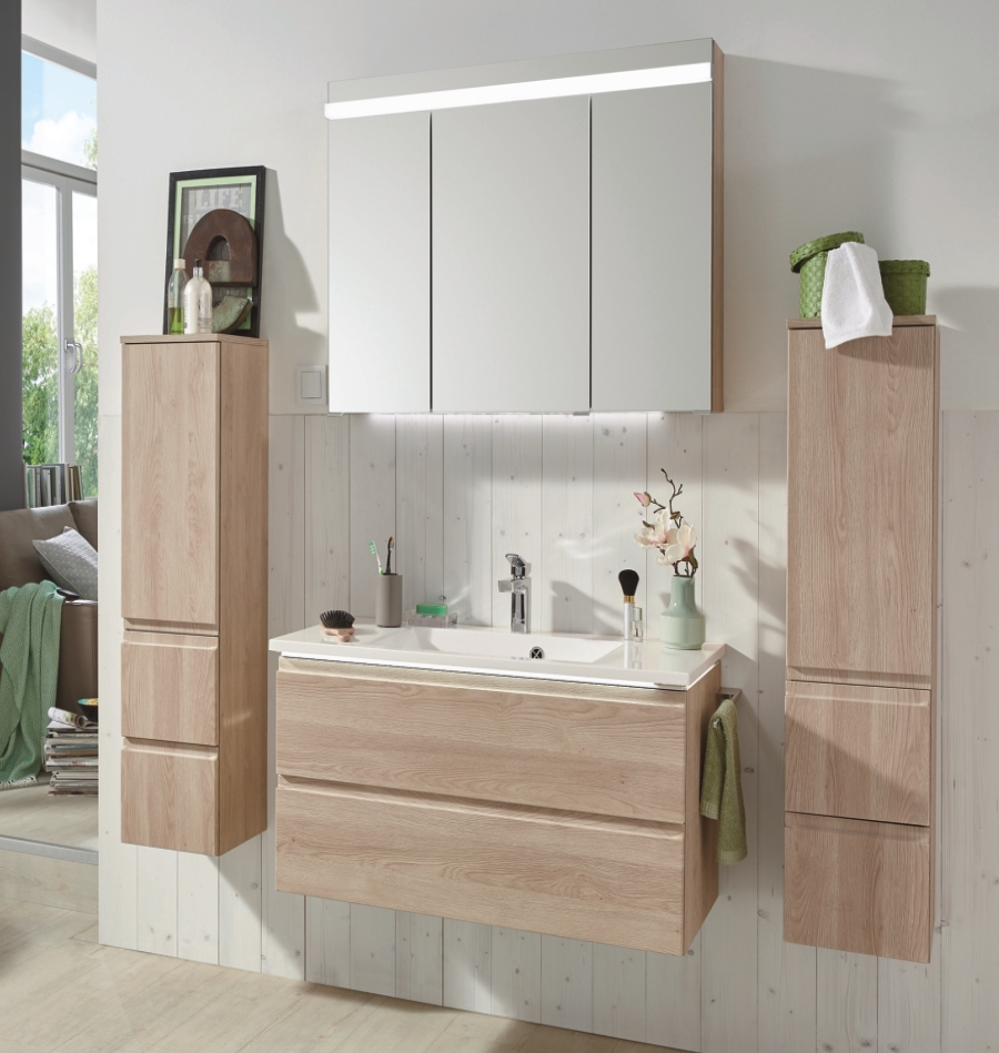 Badezimmerm bel set stehend - Badezimmermobel ebay ...