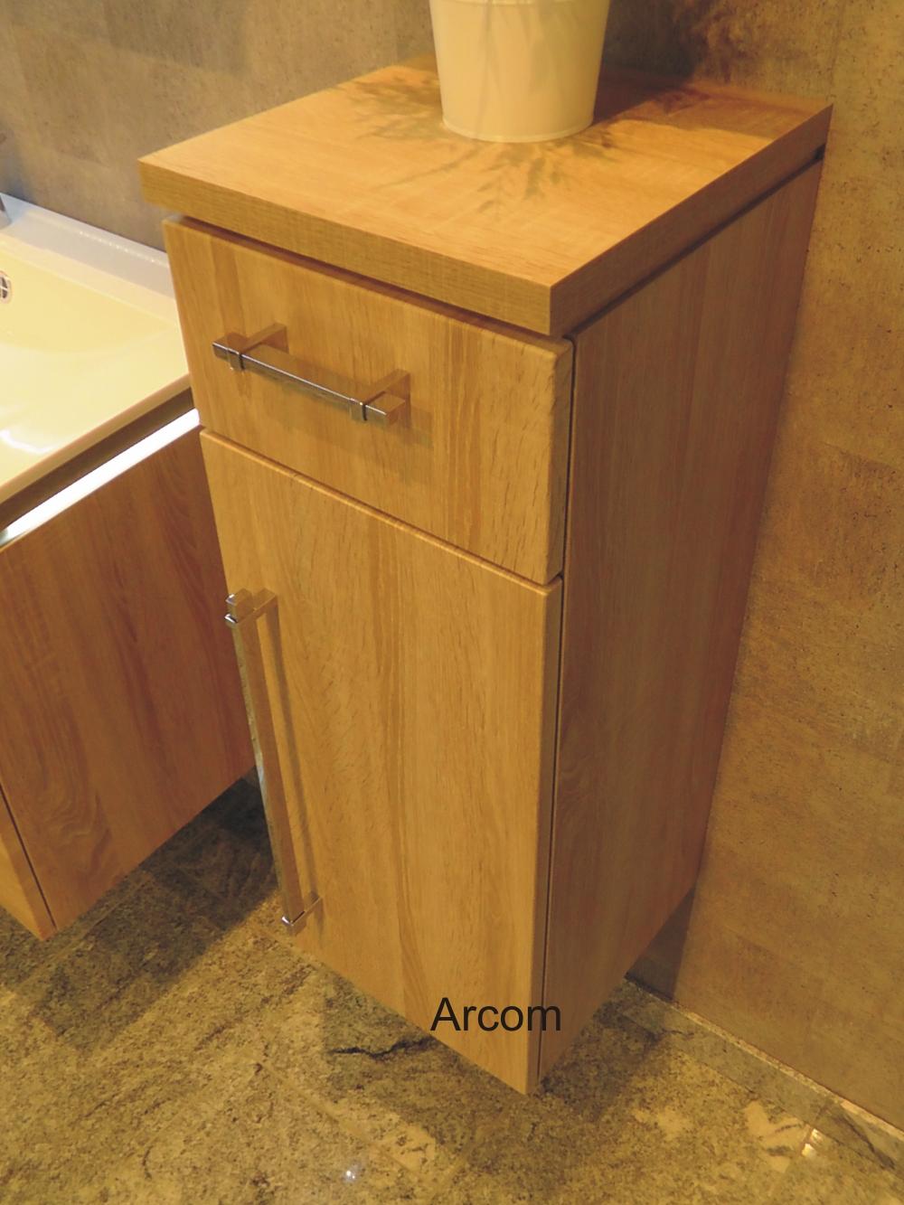 cool line highboard badschrank g nstig arcom center. Black Bedroom Furniture Sets. Home Design Ideas