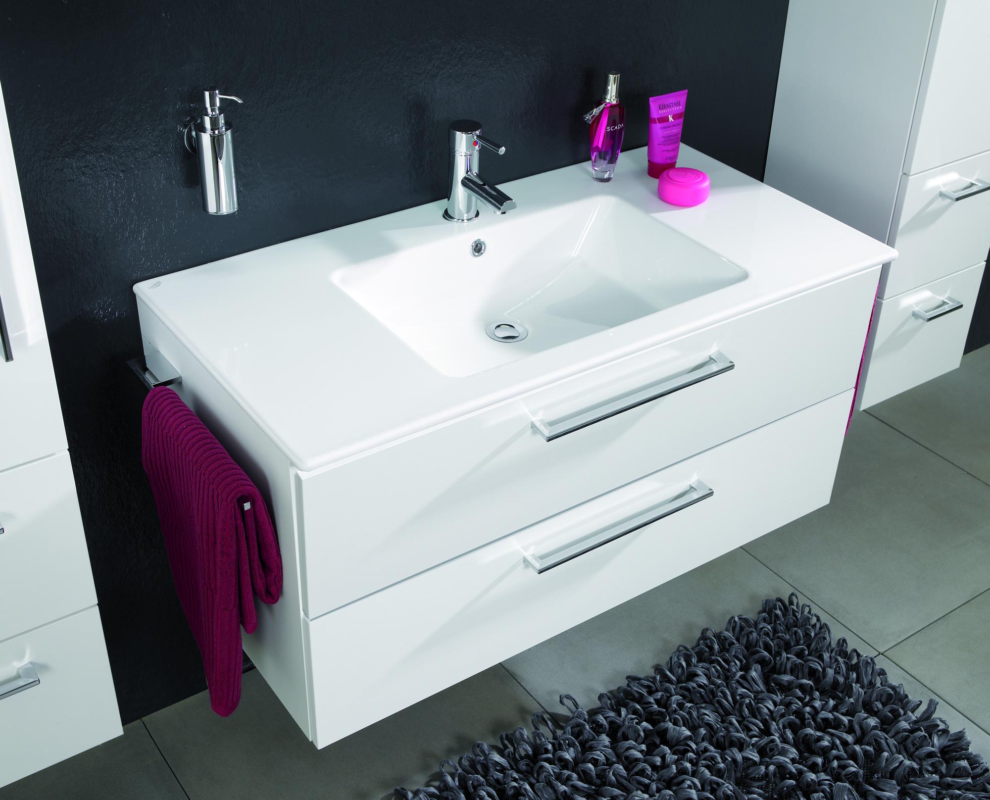 puris fresh waschtischunterschrank badm bel arcom center. Black Bedroom Furniture Sets. Home Design Ideas