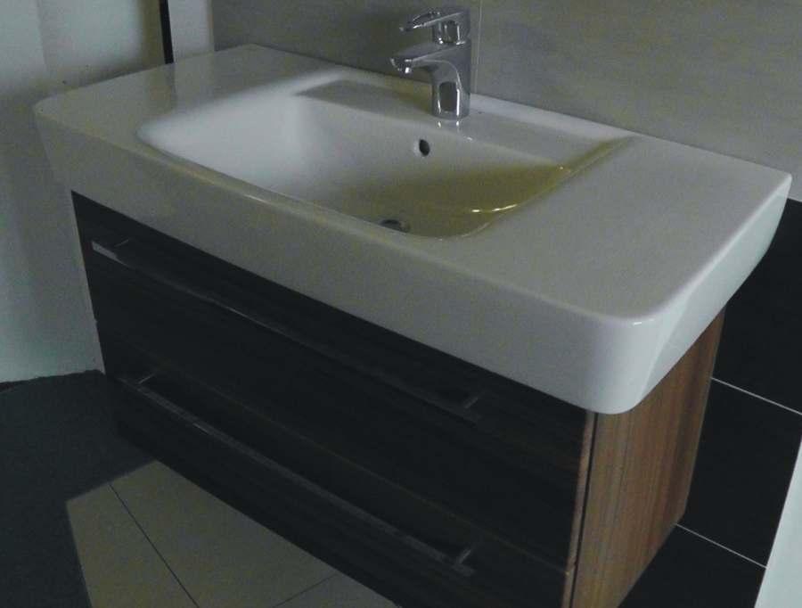 kera trends waschtischunterschrank 90 cm f r renov arcom center. Black Bedroom Furniture Sets. Home Design Ideas