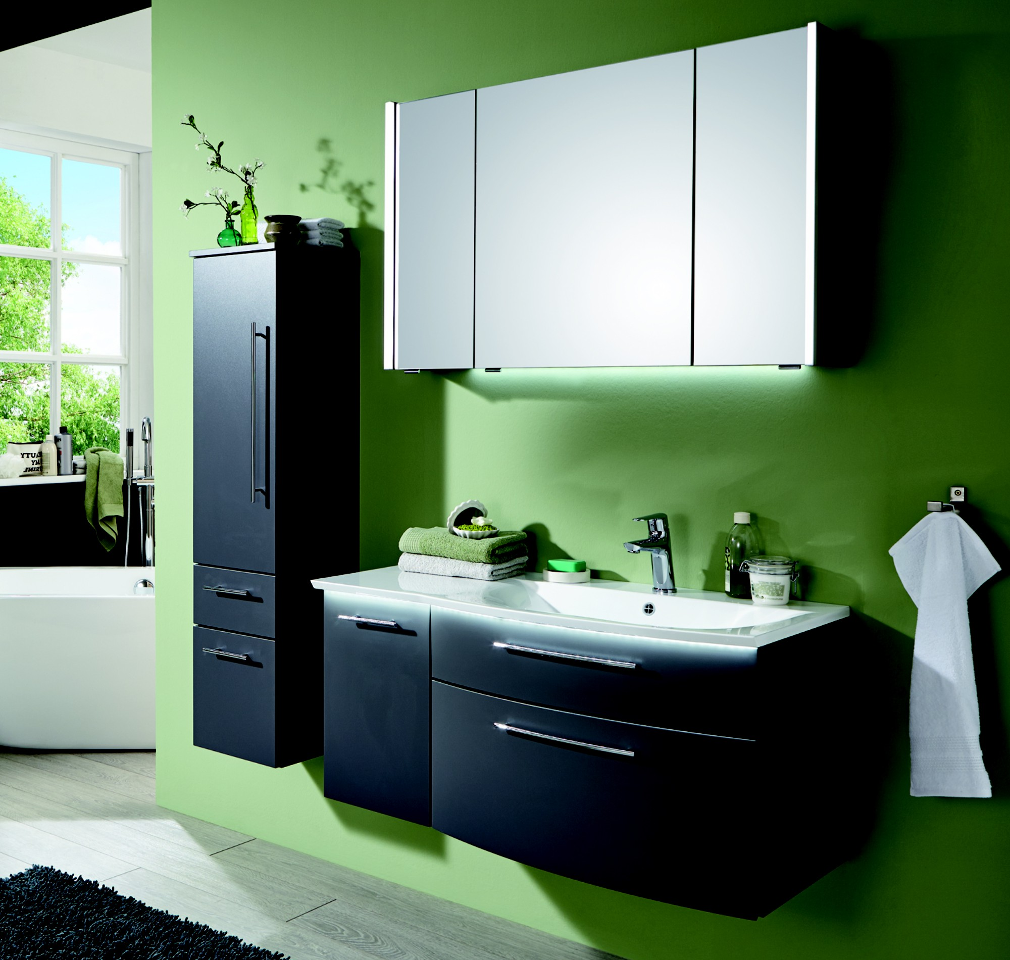 linea unterschrank badschrank g nstig arcom center. Black Bedroom Furniture Sets. Home Design Ideas