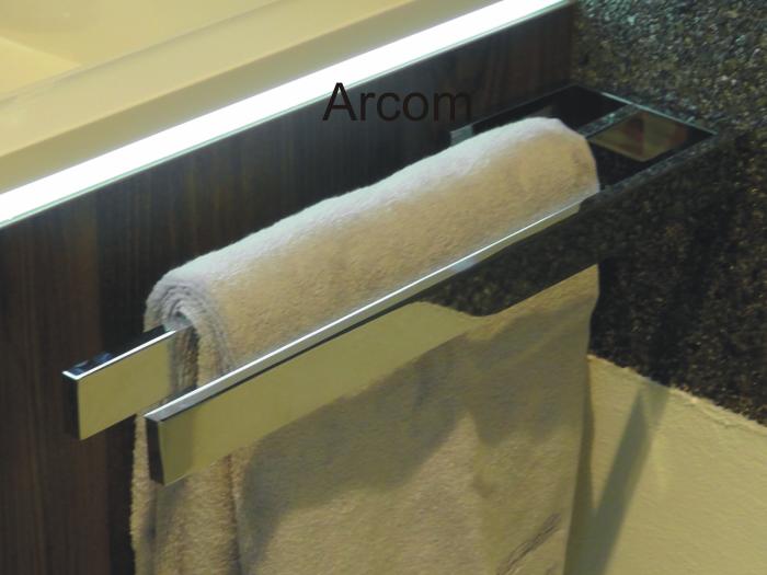 puris swing handtuchhalter 2 armig arcom center. Black Bedroom Furniture Sets. Home Design Ideas