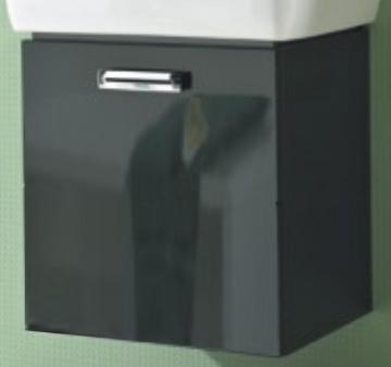 PCON WT-Unterschrank D | 1 Tür 45 cm [Keramag Renova Nr. 1 Comprimo]