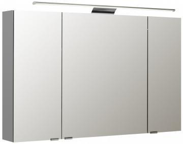 Pelipal Neutraler Spiegelschrank S5-SPSD 18 Doppelt verspiegelt Typ II 110 cm