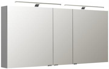 Pelipal Neutraler Spiegelschrank S5-SPSD 27 Doppelt verspiegelt Typ II 150 cm