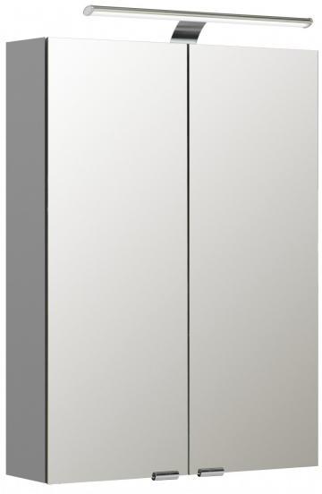 Pelipal Neutraler Spiegelschrank S5-SPSD 05 Doppelt verspiegelt Typ II 50 cm