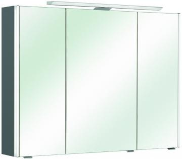 Pelipal Neutraler Spiegelschrank S10-SPS 13 LEDplus Typ I 92 cm