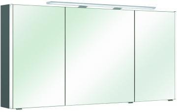 Pelipal Neutraler Spiegelschrank S10-SPS 25 LEDplus Typ I 142 cm