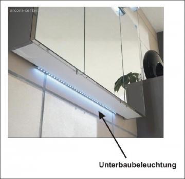 Pelipal Cassca Spiegelschrank Unterbaubeleuchtung B