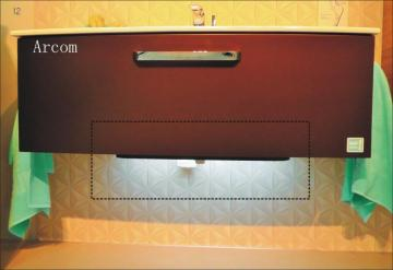 Pelipal Cassca LEDmotion Zusatzbeleuchtung 1