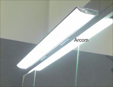 Pelipal Cassca Spiegelschrank Zusatzbeleuchtung W