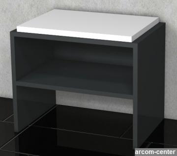 Pelipal Fokus Badmöbel Sitzbank 60 cm