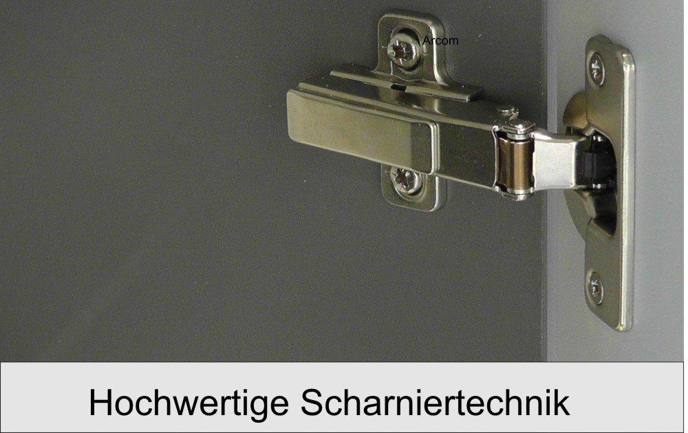 Puris Ace Badmöbel Set A | 100 cm