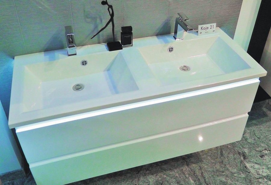 puris ace doppelwaschtisch 120 cm badm bel set. Black Bedroom Furniture Sets. Home Design Ideas