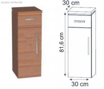 Puris Fresh Highboard 30 cm