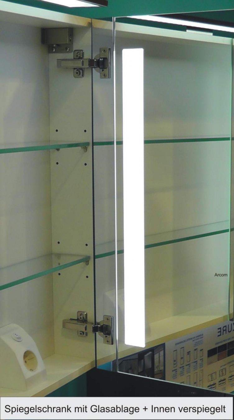 Marlin bad 3130 azure spiegelschrank 100 cm - Spiegelschrank bad 100 cm ...
