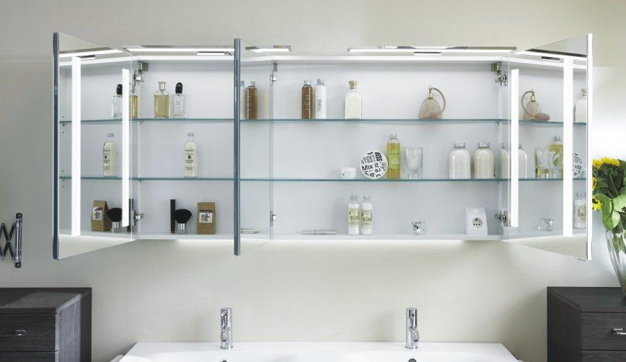 marlin bad 3130 azure spiegelschrank 140 cm arcom center. Black Bedroom Furniture Sets. Home Design Ideas