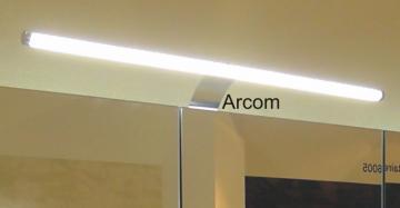 Prag Spiegelschrank Leuchte M