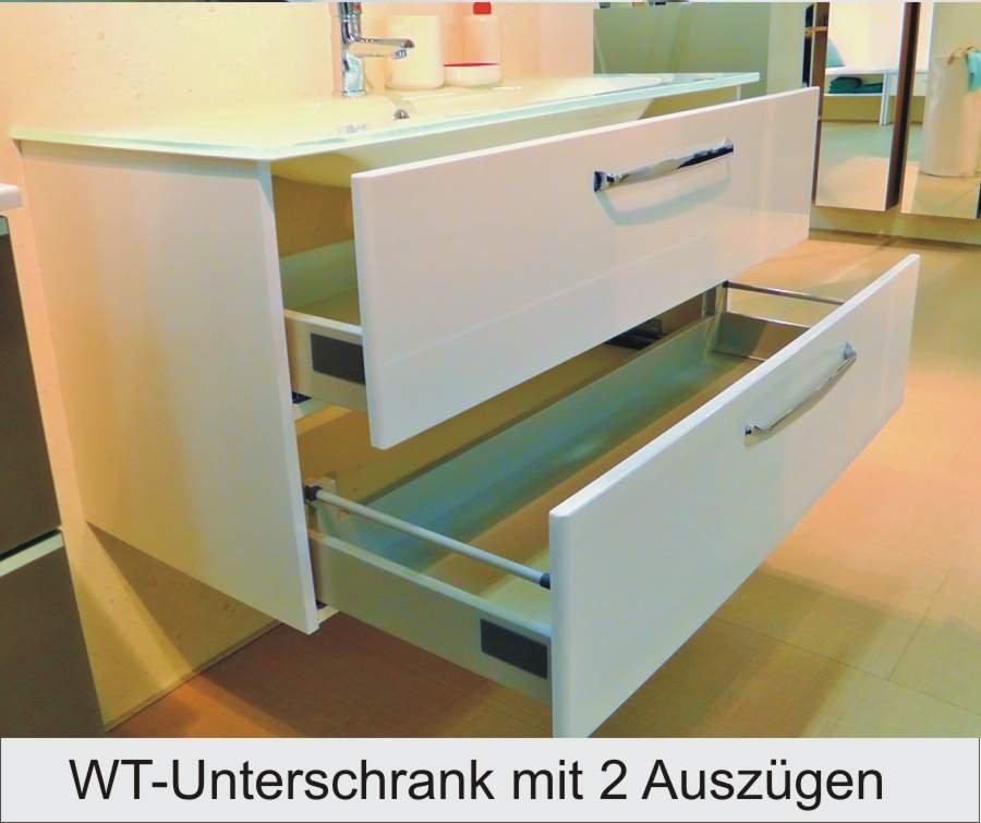Pelipal Cassca Badmöbel Set D 120 cm