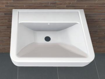 PCON Waschtisch F | Keramag Renova Nr. 1 Plan | 60 cm