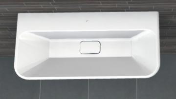 PCON Waschtisch D | Geberit MyDay | 100 cm
