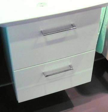 Pelipal Solitaire 9005 Waschtischunterschrank B | 2 Auszüge | 60 cm [Keramag Smyle]