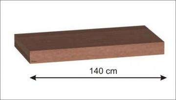 Puris Kao Line Badmöbel Steckboard 140 cm