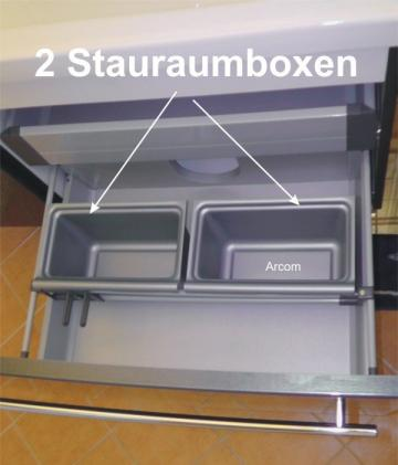 Puris Slim Line Stauraumboxen
