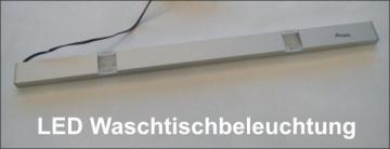 Puris Slim Line LED-Waschtischbeleuchtung