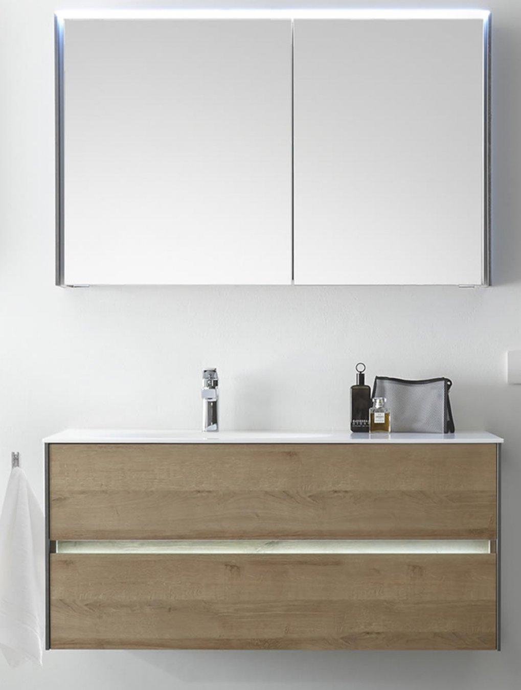 Pelipal Solitaire 6010 Badmöbel 113 cm Set online - Arcom Center