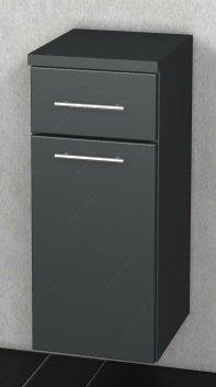 Marlin Bad 3100 - Scala Unterschrank | 40 cm + 1 Tür + 1 Schubkasten