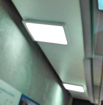 Marlin Bad 3090 | Spiegelschrank LED Unterbauleuchte