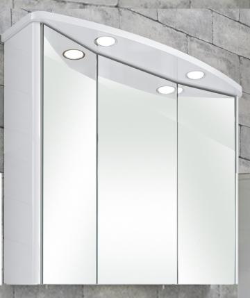 Badmöbel Pelipal Fokus 3005 Spiegelschrank Variante B 80 cm
