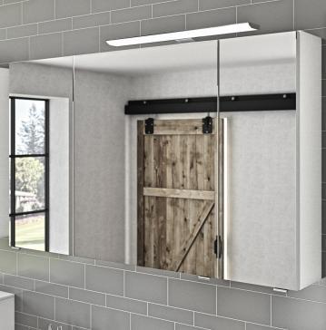 Pelipal Fokus 4030 Spiegelschrank Links | 120 cm