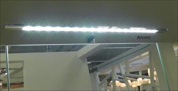 Pelipal Aufbau- u. Aufsatzleuchte Nr. 5 | EB-LS-AB-600F | 60 cm