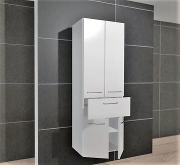Pelipal Cassca Hochschrank 60 cm + 4 Türen + 1 Auszug