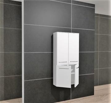 Pelipal Cassca Midischrank 60 cm + 4 Türen | Tiefenvariabel