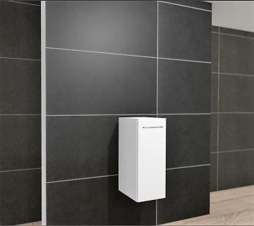 Pelipal Cassca Highboard 30 cm + 1 Tür | Tiefenvariabel
