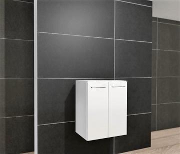 Pelipal Cassca Highboard 60 cm + 2 Türen | Tiefenvariabel