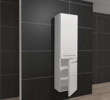 Pelipal Solitaire 9025 Hochschrank 45 cm + 2 Türen | Tiefenvariabel
