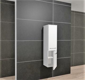 Pelipal Solitaire 9005 Midischrank 30 cm + 2 Türen | Tiefenvariabel