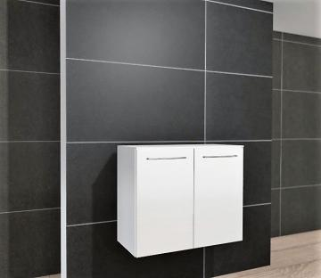 Pelipal Solitaire 9025 Highboard 90 cm + 2 Türen | Tiefenvariabel