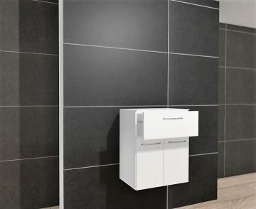 Pelipal Solitaire 9005 Highboard 60 cm + 1 Auszug + 2 Türen