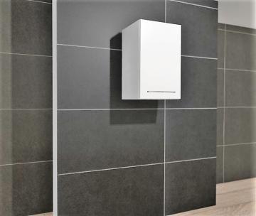 Pelipal Solitaire 9005 Wandschrank 45 cm + 1 Tür | Tiefenvariabel
