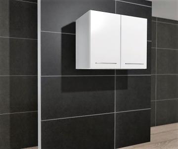 Pelipal Solitaire 9005 Wandschrank 90 cm + 2 Türen | Tiefenvariabel