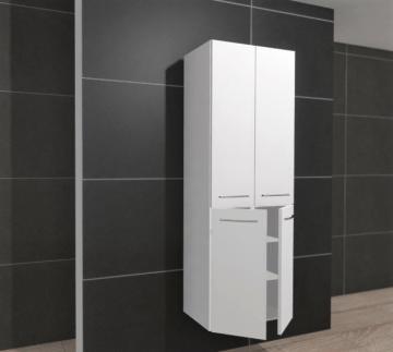 Pelipal Solitaire 6005 Hochschrank 60 cm + 4 Türen | Tiefenvariabel