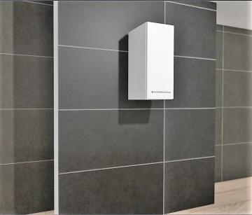 Rom Wandschrank 30 cm + 1 Tür | Tiefenvariabel