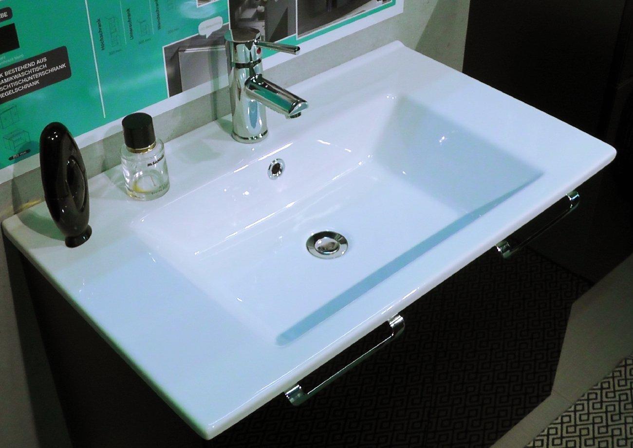 pelipal fokus 3055 badm bel set 75 cm arcom center. Black Bedroom Furniture Sets. Home Design Ideas