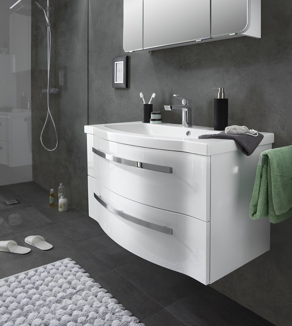 pelipal fokus 4005 set a badm bel block. Black Bedroom Furniture Sets. Home Design Ideas