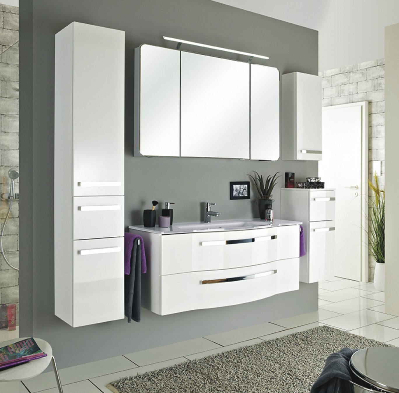 badmobel pelipal, pelipal fokus 4005   badmöbel, Design ideen